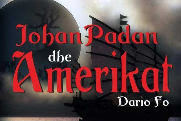 Johan Padan dhe Amerikat
