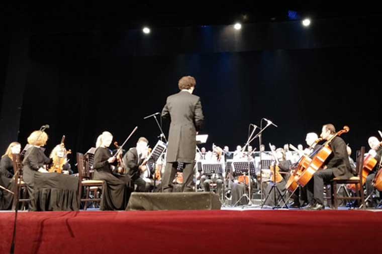 Stina Koncertore e Orkestrës Simfonike të RTSH