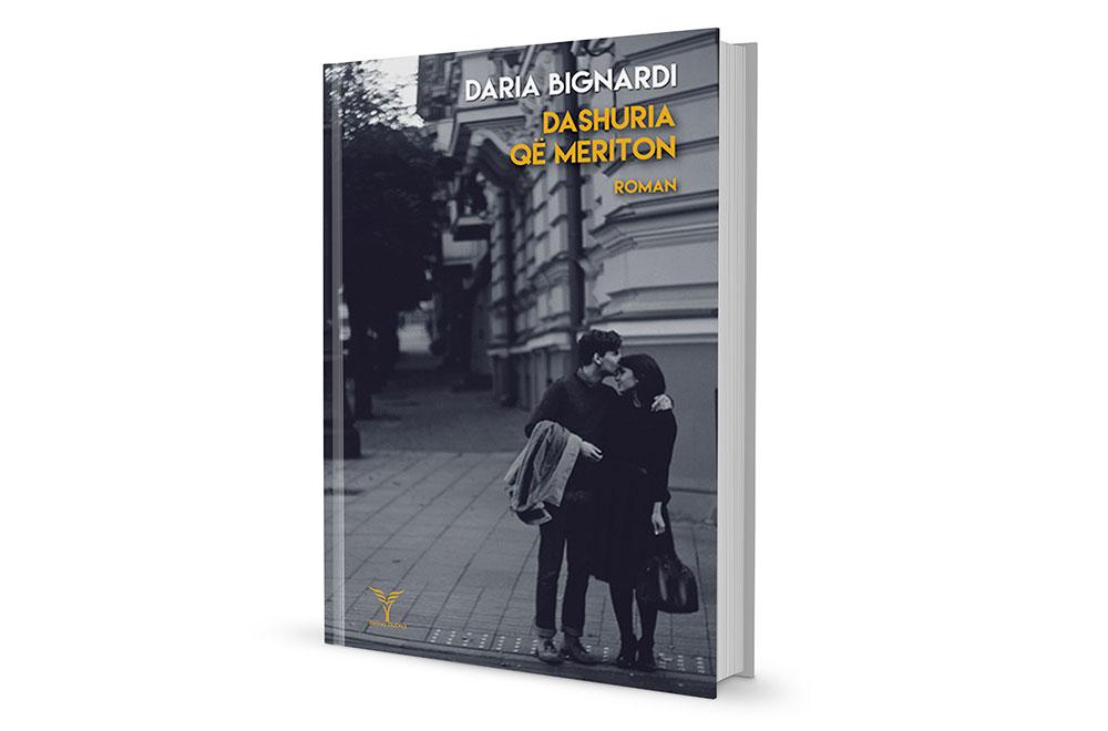Një romancë dashurie nga shkrimtarja Daria Bignardi