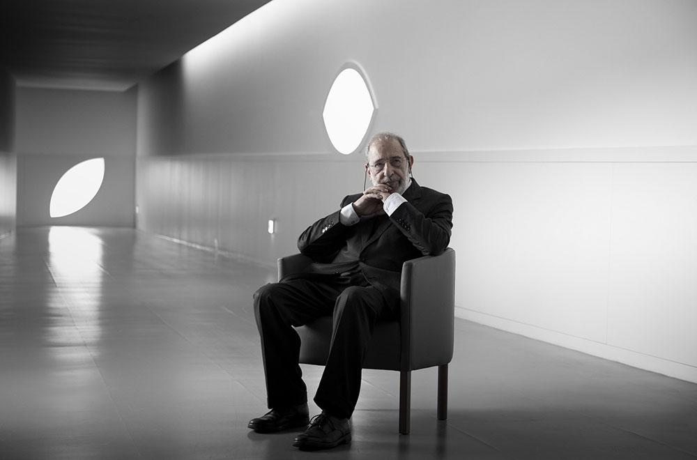 Alvaro Siza Vieira Minimalisti modernist