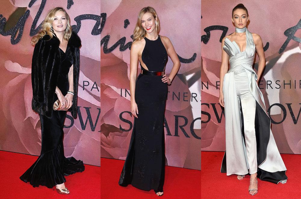 Shkëlqim yjesh në British Fashion Awards