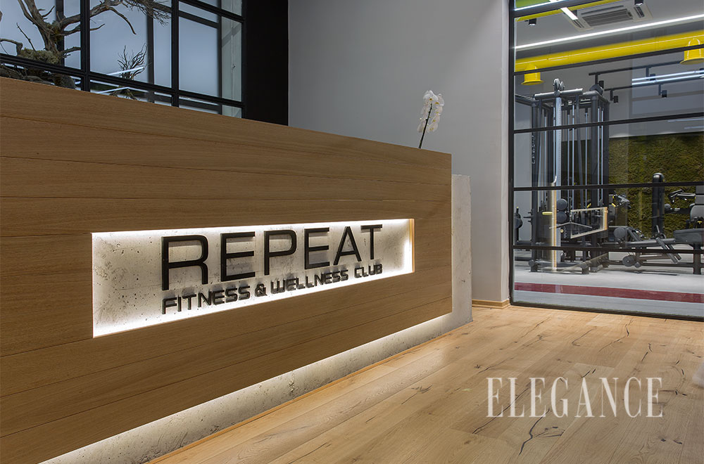 Repeat Fitness & Wellness Club