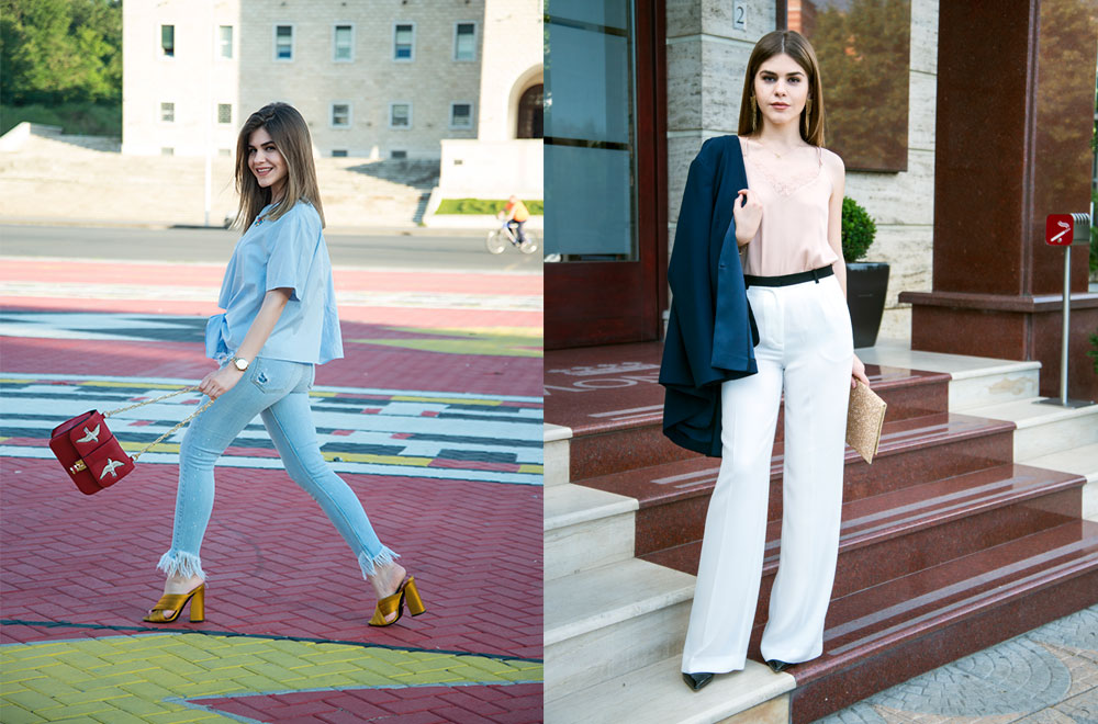 5 ditë me stilin e Sarah Berisha