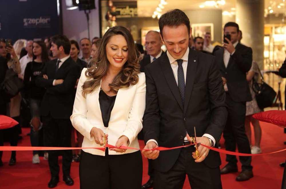 Hapja e madhe e linjës luxury të Zepter në Toptani Shopping Center!