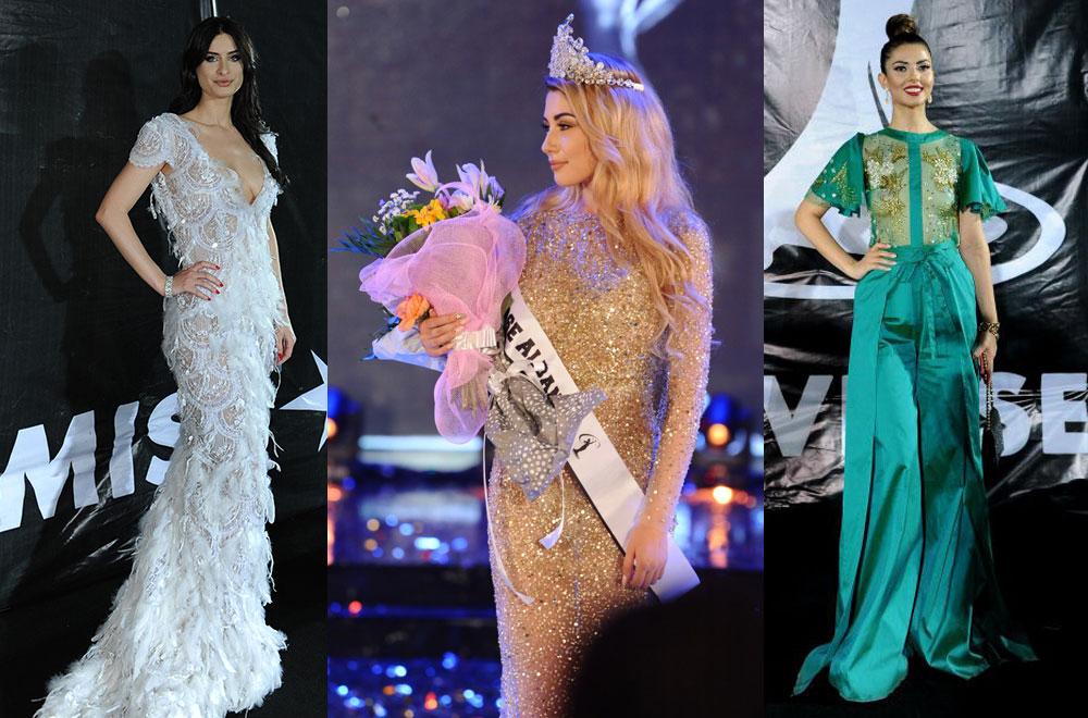 Vipat në eventin e Miss Universe Albania 2017