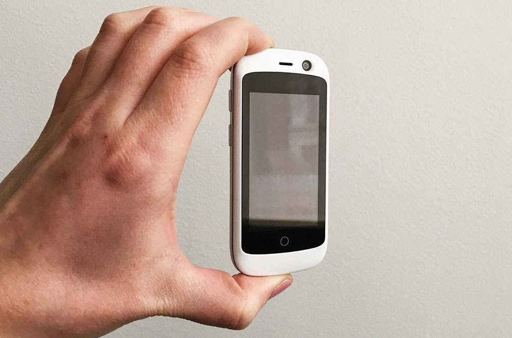 Androidi më  i vogël në botë