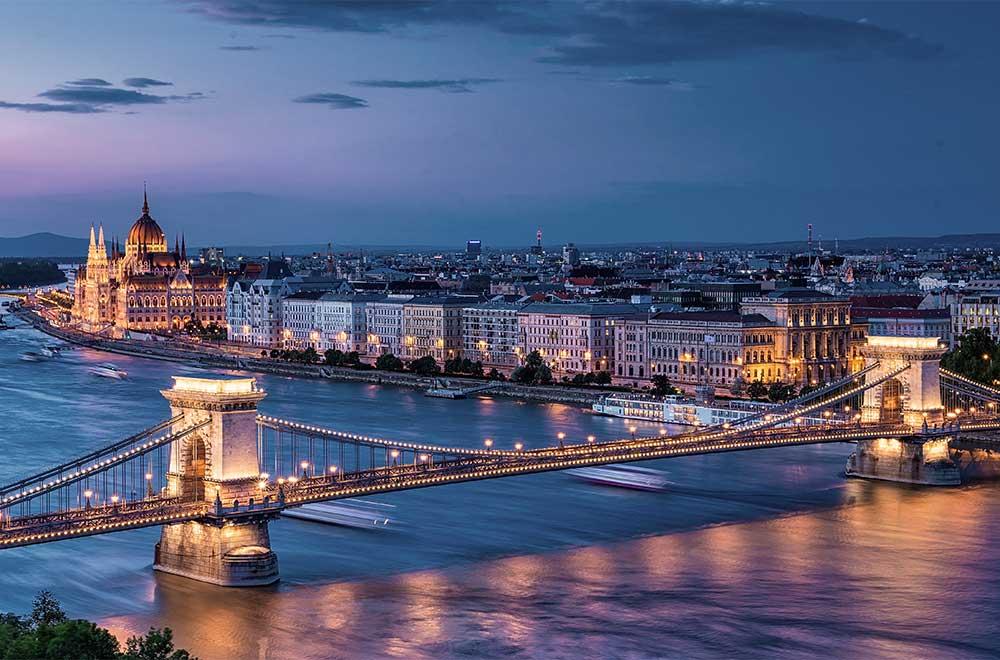 "Budapest, ""Parajsa"" e eksploruesve"