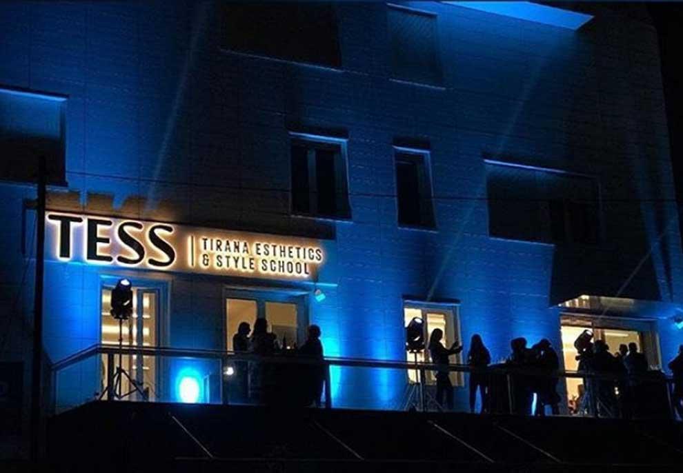 """Tani e bukura e ka një shtëpi, ajo quhet """"Tirana Esthetics and Style School"""""""