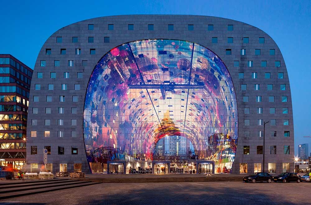 Winy Maas: Kalorësi i arkitekturës moderne
