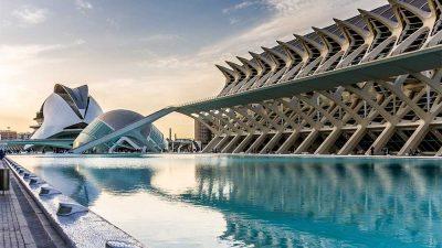 Valencia, qyteti i artit dhe shkencës!