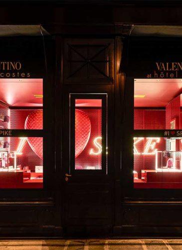 Valentino-Spike-Butique-Shop-Costes-Paris