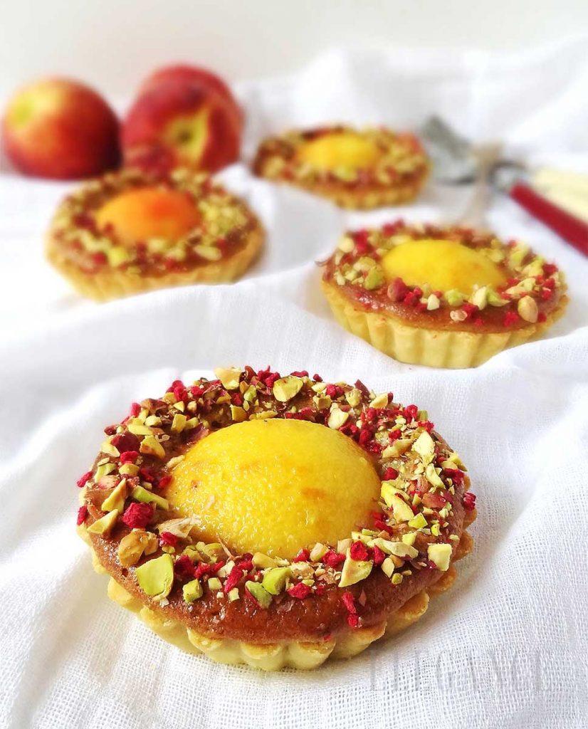 Ëmbësirat e së Djelës – 3 tarta me fruta