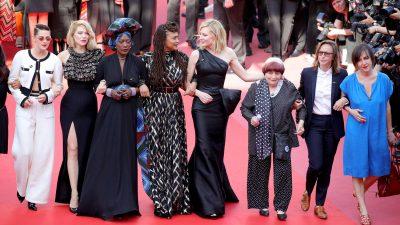 Festivali i Filmit në Cannes: Zonjat e kinemasë në protestë për barazinë gjinore!