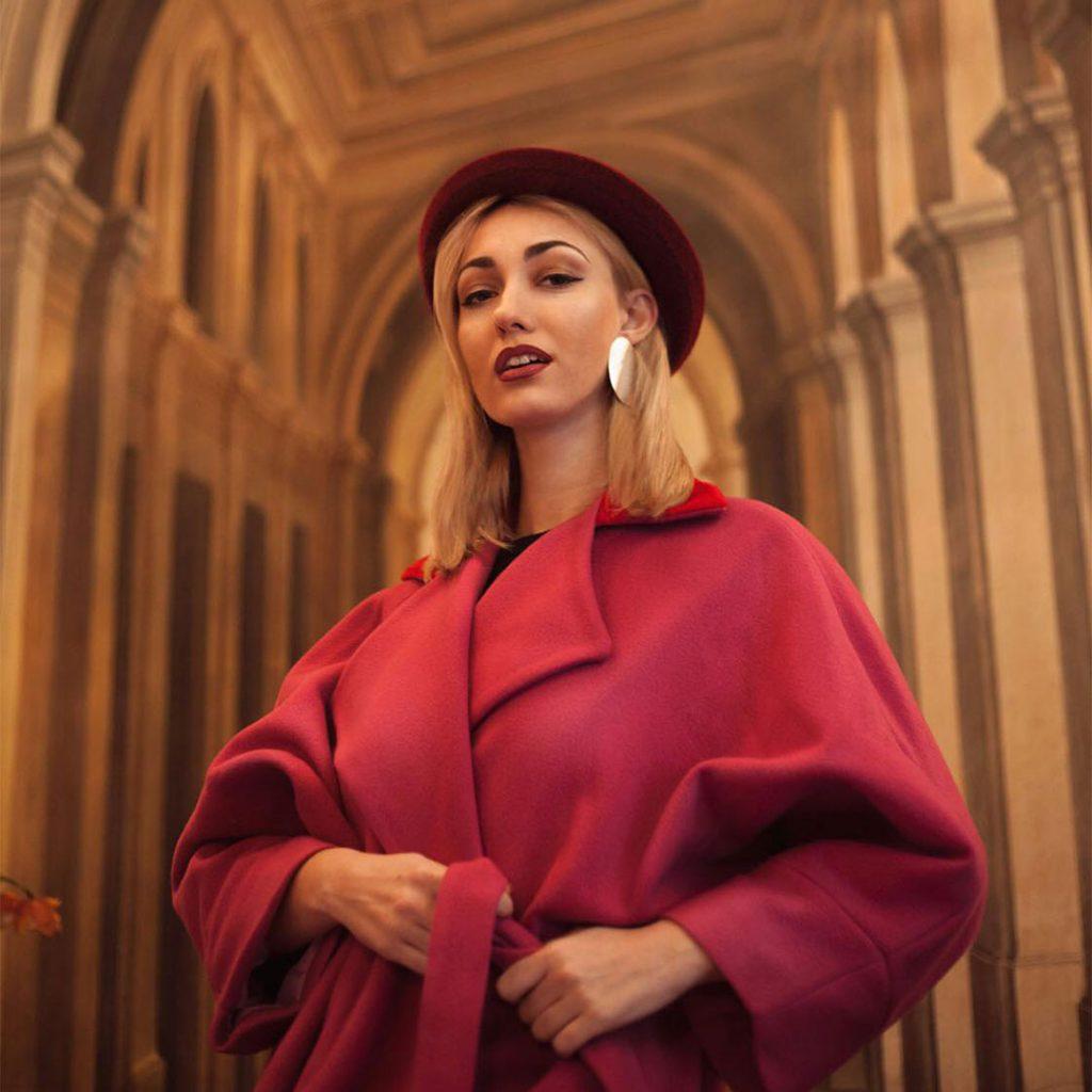 Stil dhe personalitet nga Evi Reçi