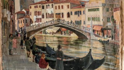 Mio në Venecia pas 9 dekadash!