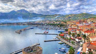 Udhëtim në ishullin e Korsikës