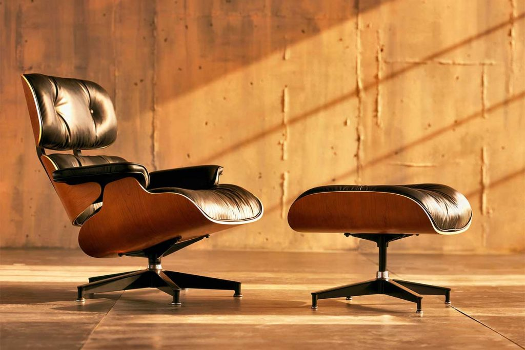 Charles & Ray Eames – Themeluesi e Dizajnit Modern