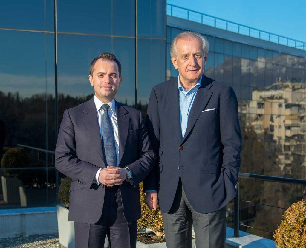 Menaxhim Lokal, Vizion Global!  Elvin Guri dhe Spas Roussev me projektin ambicioz mbi telekomunikacionin…