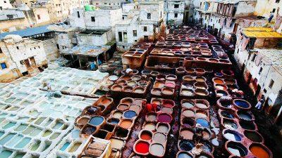 Fez, shpirti dhe historia e Marokut!