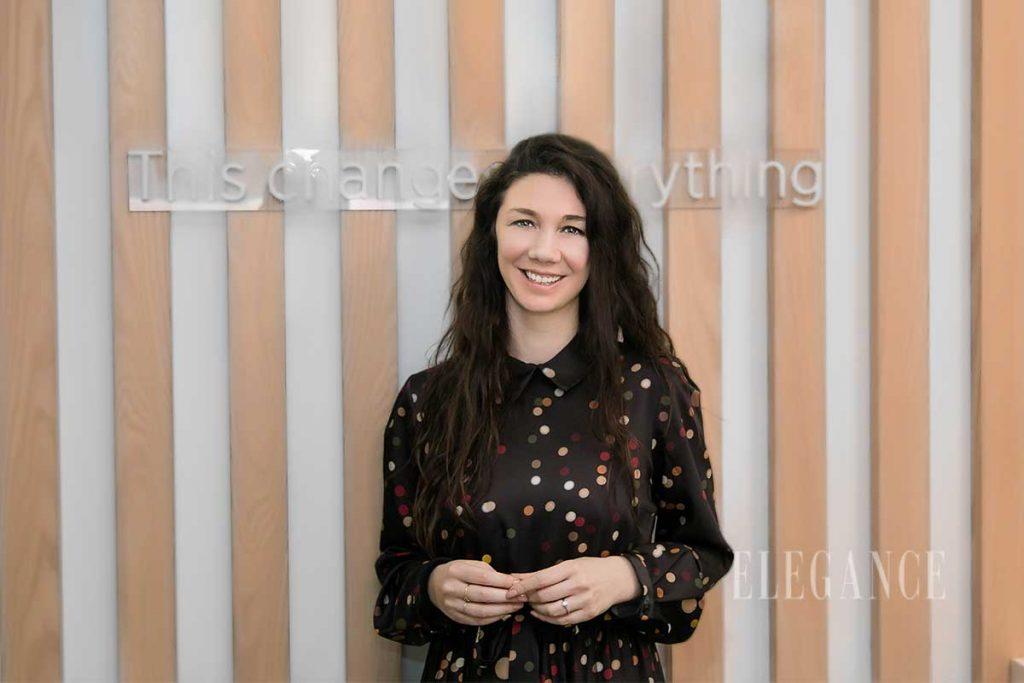 Ledia Kucani: Suksesi është zgjedhje, jo kombinim rrethanash