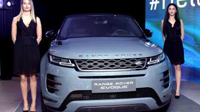 Prezantimi i Range Rover Evoque në Shqipëri / Përfaqësues zyrtar Mektrin Motors