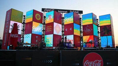 Coca-Cola Summer Festival 3, Be in tune with summer