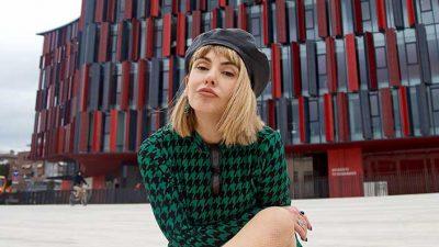 Ina Gjonçi – Aktore