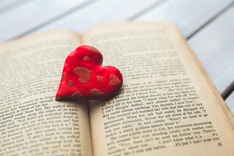 Të njohësh dashurinë nga letërsia