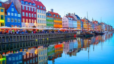 24 orë në Kopenhagë