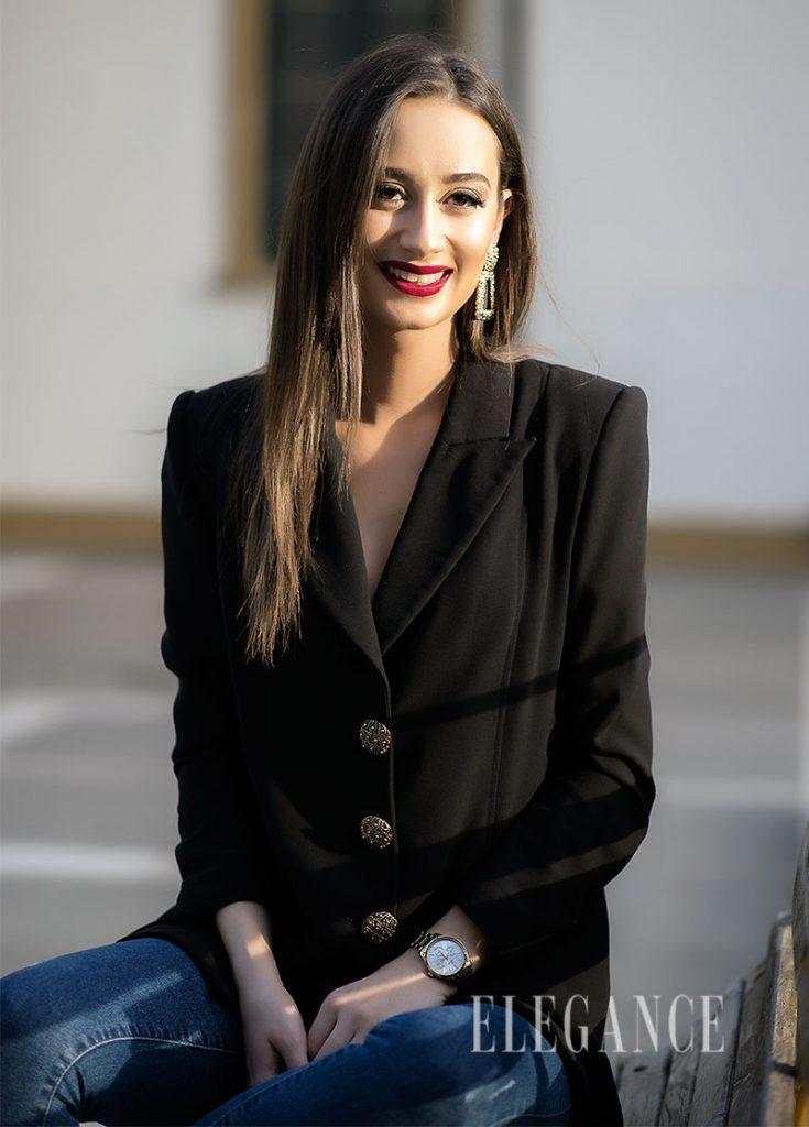 Alesia Xhemalaj në 10 pyetje nga Elegance