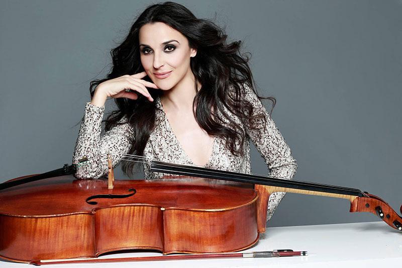 Gjilberta Lucaj / Violinçeliste