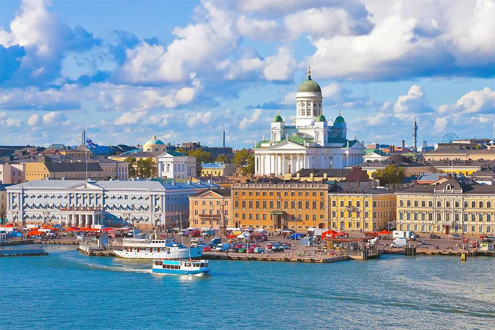 1 ditë fantastike në Helsinki!