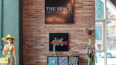 The Space – Galeria e Finesës