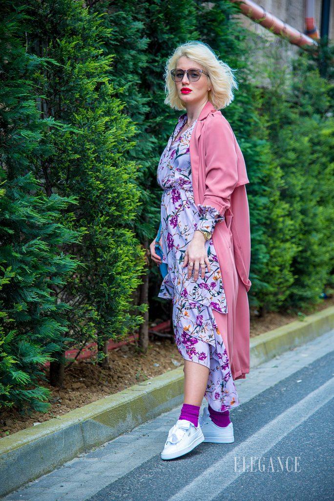 5 ditë me stilin e Linda Dido