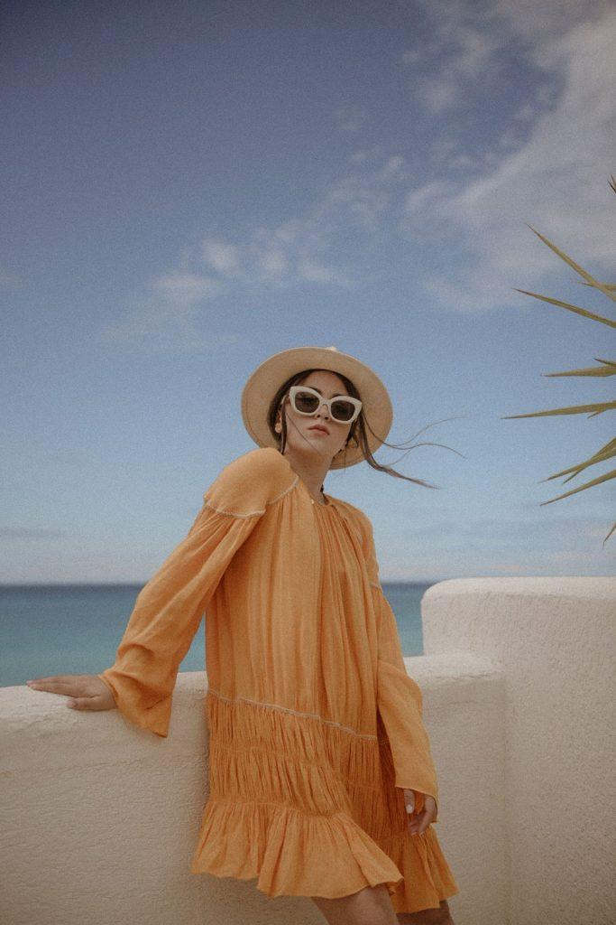 7 ditë plot stil nga Anxhela Muça