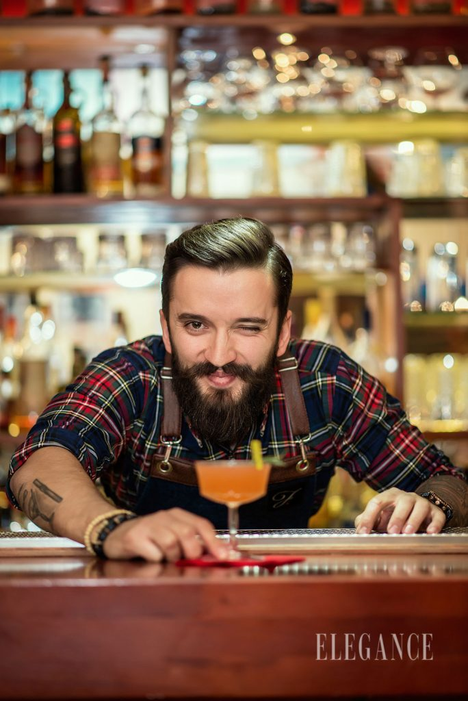 Kristian Troçi – Të pathënat e një bartender-i
