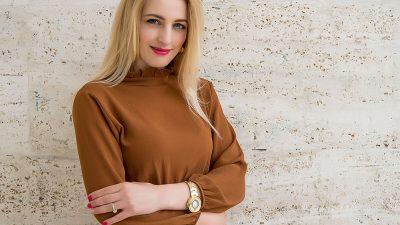 Leontina Nika në 10 Pyetje nga Elegance