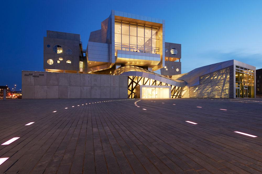Wolf D. Prix – Arkitekti i Arkitektëve