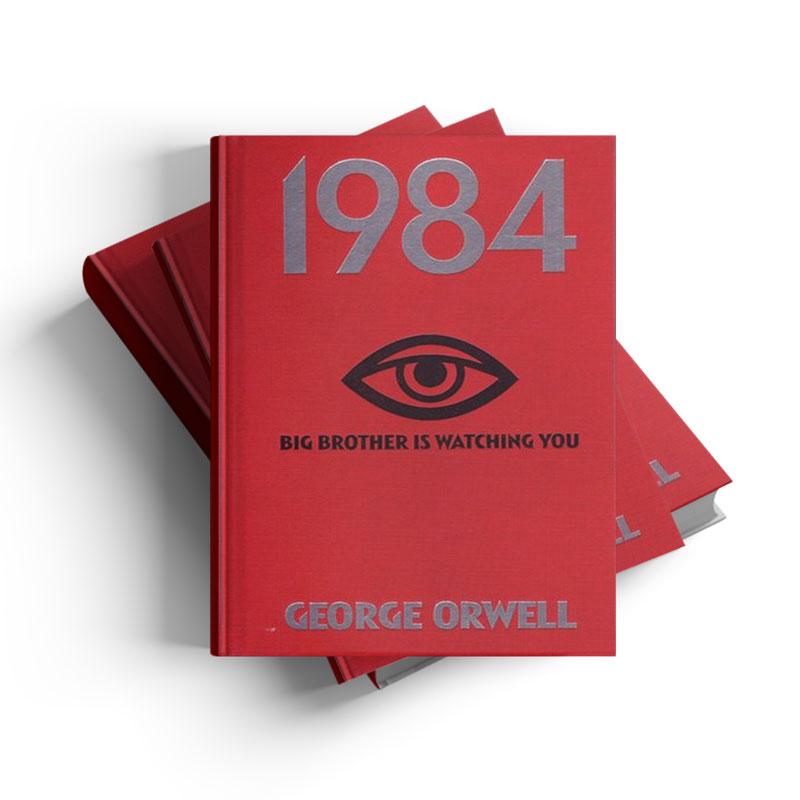 """""""1984"""", kryevepra e pakohë"""