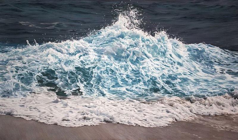 Pikturat realiste të Zaria Forman, artistes që do të shpëtojë globin