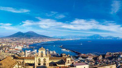 Napoli – Metropoli i Sirenës