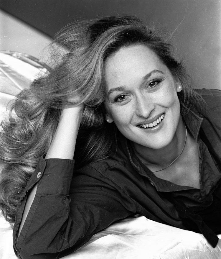10 fotot të rralla të Meryl Streep