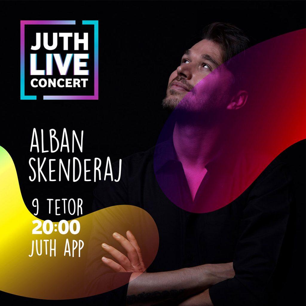 Ndiq muzikën e së premtes mbrëma, në JUTH App