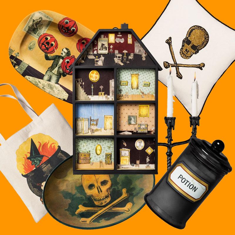 Si ta dekorojmë shtëpinë për Halloween?