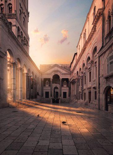 Split,-Kroaci
