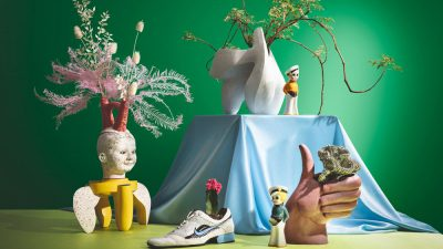 The Planter Show, ekspozita që sjell artin në vazot e luleve