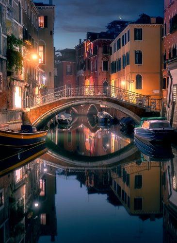 Venecia,-Itali