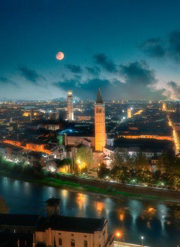 Verona,-Itali