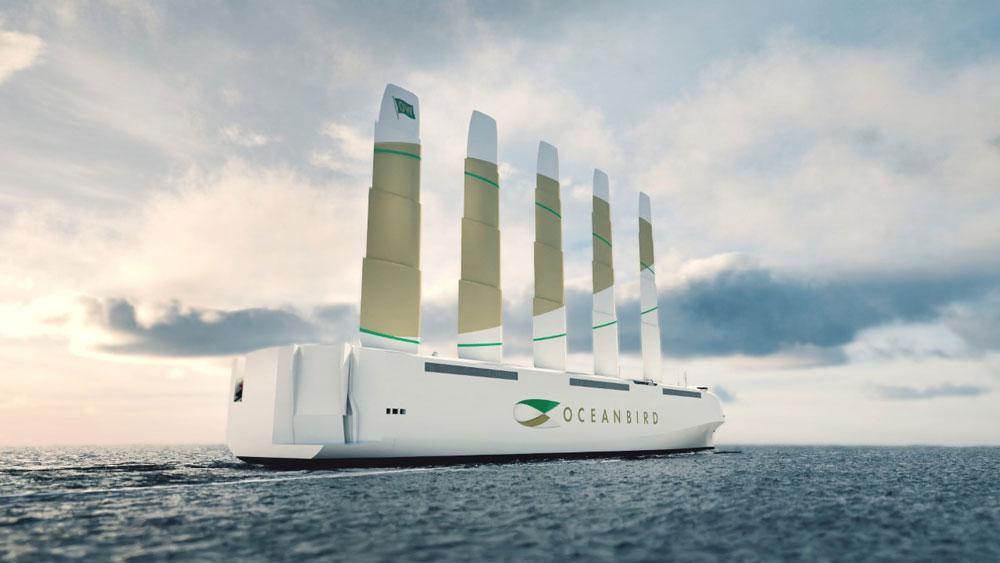 """""""Oceanbird"""", anija e së ardhmes që do të sjellë risi fantasike"""