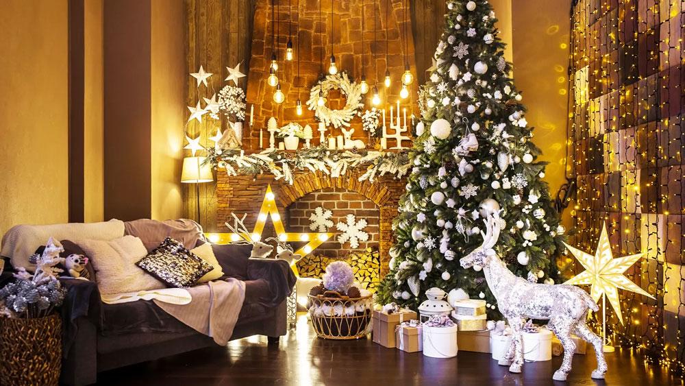 Krishtlindje me stil në shtëpitë e VIP-ave